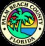 Seal of Palm Beach County Florida logo